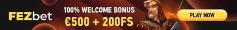 FEZbet Casino Bonuses