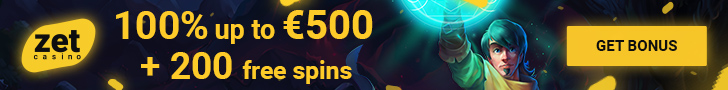 ZetCasino Welcome Bonus