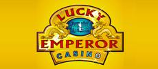 Lucky Emperor Casino logo