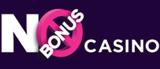 No Bonus Casino logo