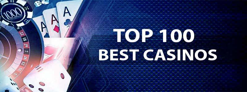 best online casinos
