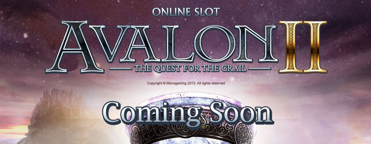 Microgaming release Avalon 2 slot