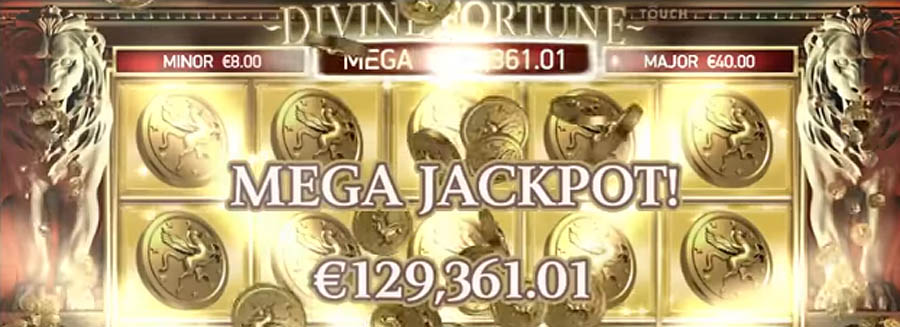 Hit the Jackpot in NetEnts Divine Fortune online slot