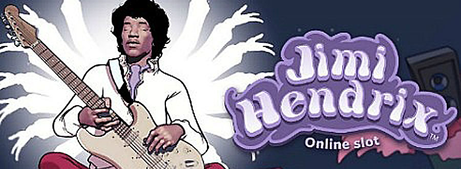 Jam out with Jimi Hendrix Slot