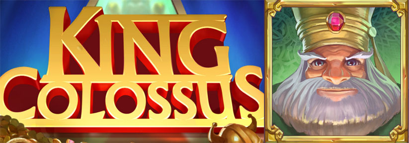 Big Quickspin release: King Colossus slot