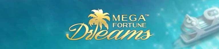 Mega Fortune Dreams Slot - Kostenlos NetEnt Spiele Ausprobieren