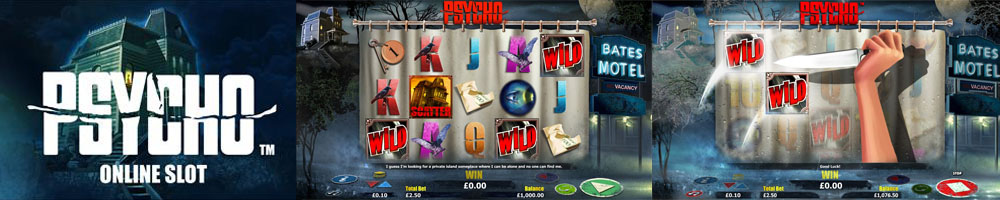 Nextgen Gamings Psycho: A slot to die for?