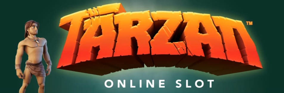 Join Tarzan in Microgamings New Online Slot
