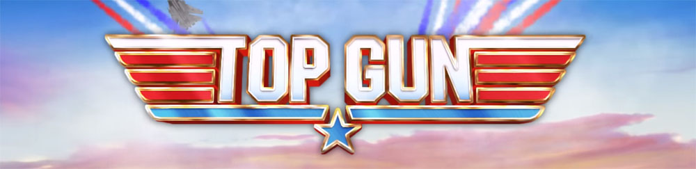 Try your wings in Playtechs Top Gun online slot