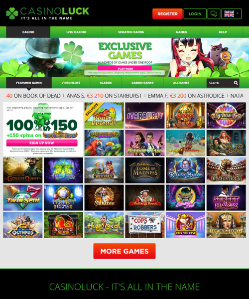 Casino Gamesonnet.Com
