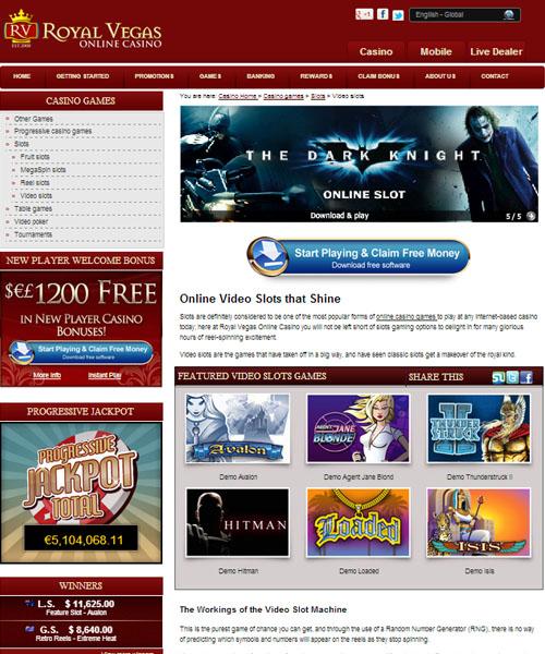 royal vegas online casino download novomatic online spielen