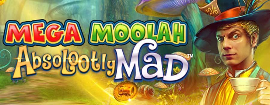 Absolootly Mad Mega Moolah slot review