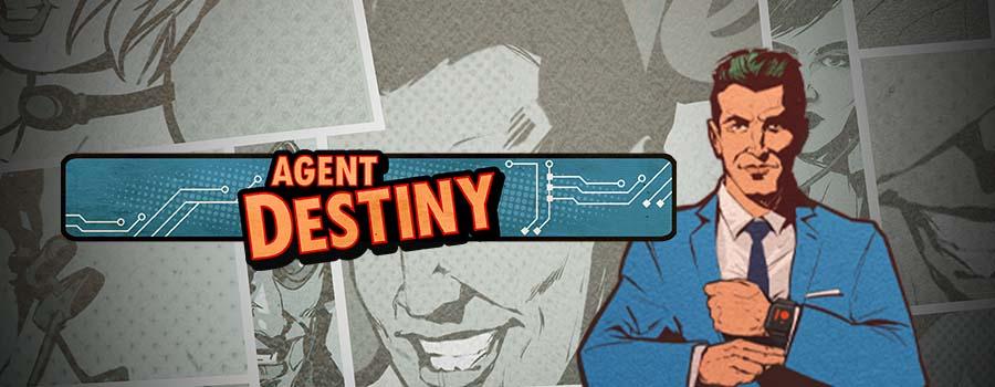Agent Destiny slot review