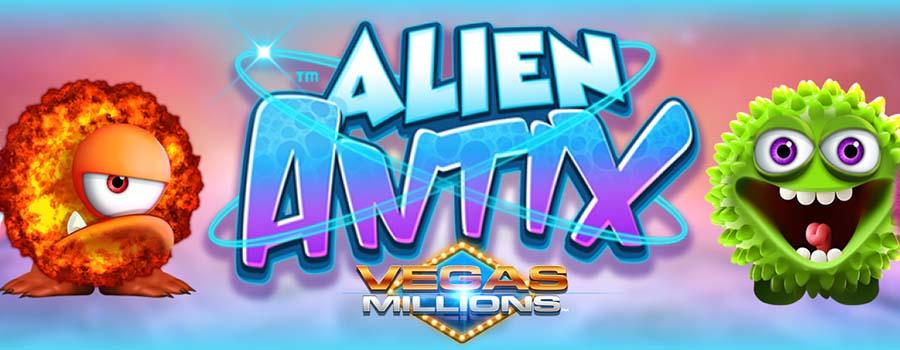 Alien Antix slot review