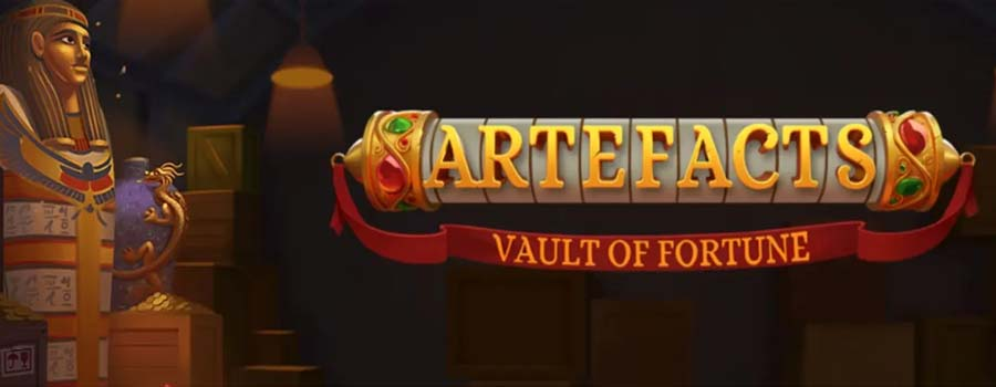 Artefacts Vault of Fortune slot review