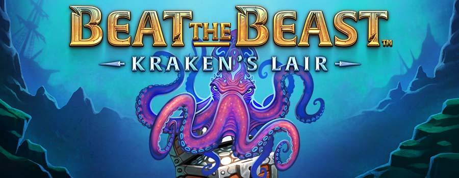 Beat the Beast Krakens Lair slot review