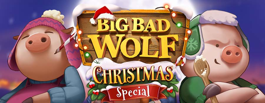 Big Bad Wolf Christmas slot review