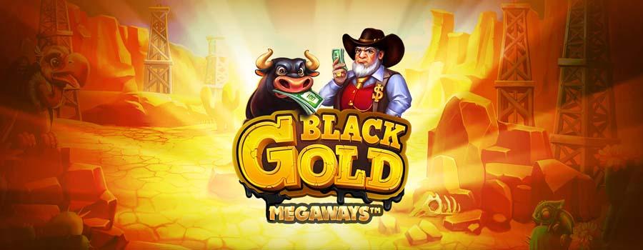 Black Gold Megaways slot review