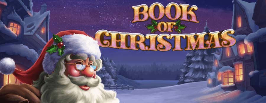 Book of Christmas slot review