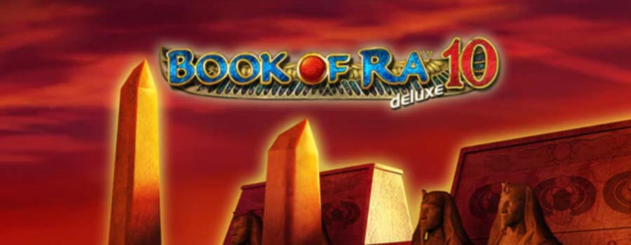 Book of Ra Deluxe 10 slot review