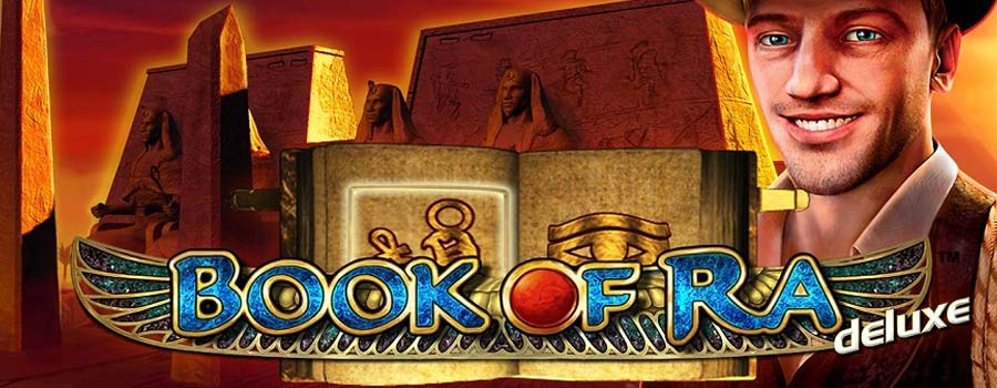 Book of Ra Deluxe slot review