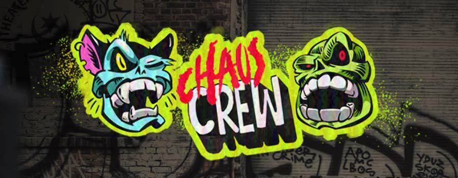 Chaos Crew slot review