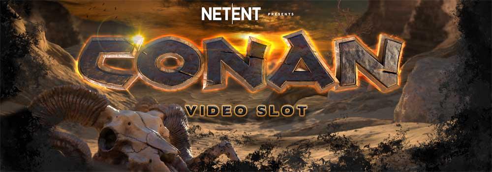 Conan slot review