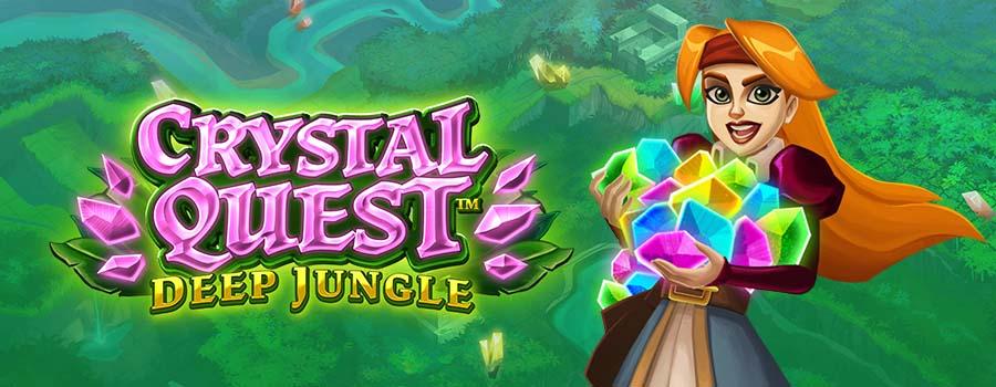 Crystal Quest Deep Jungle slot review