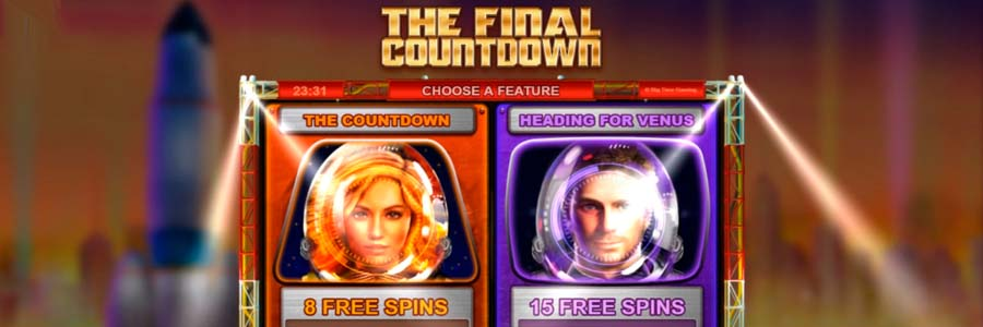Danger High Voltage 2 The Final Countdown slot review