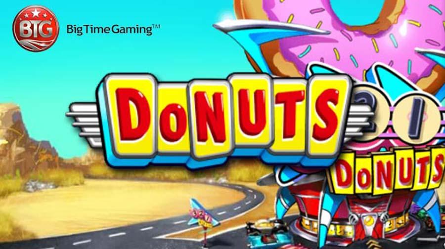 Donuts slot review