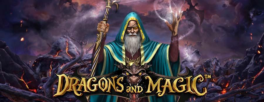 Dragons and Magic slot review