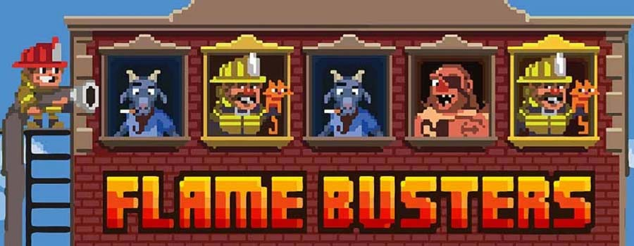 Flame Busters slot review