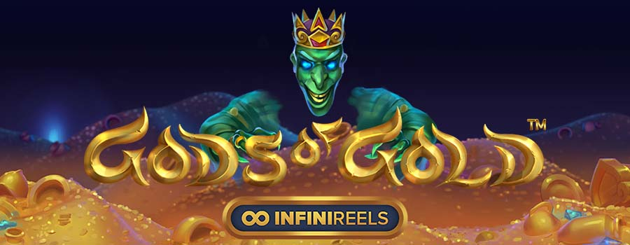 Gods of Gold INFINIREELS slot review
