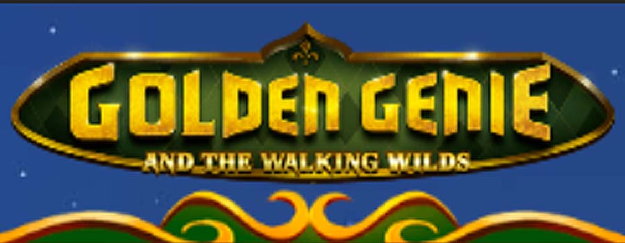 Golden Genie and the Walking Wilds slot review
