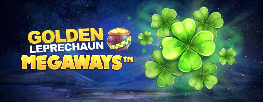 Golden Leprechaun Megaways slot review