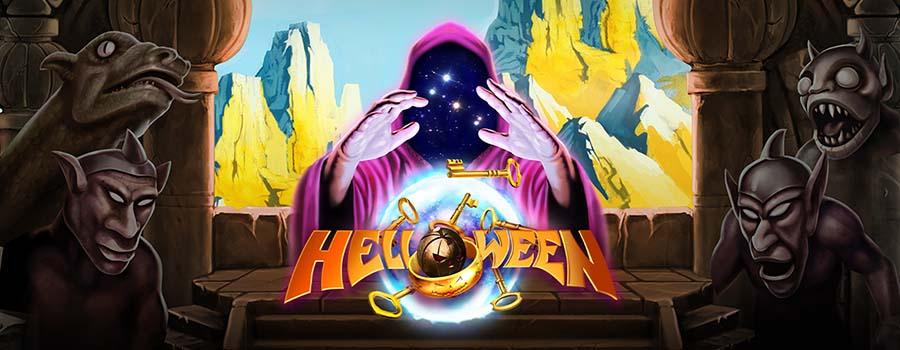 Helloween slot review