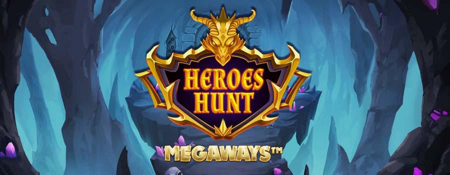 Heroes Hunt Megaways slot review