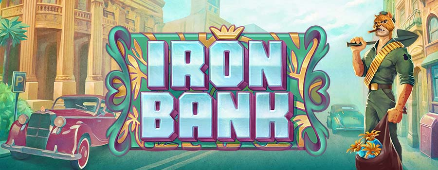 Iron Bank slot review