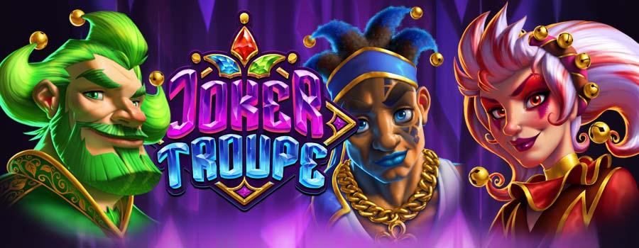 Joker Troupe slot review