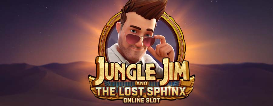 Jungle Jim and the Lost Sphinx slot review