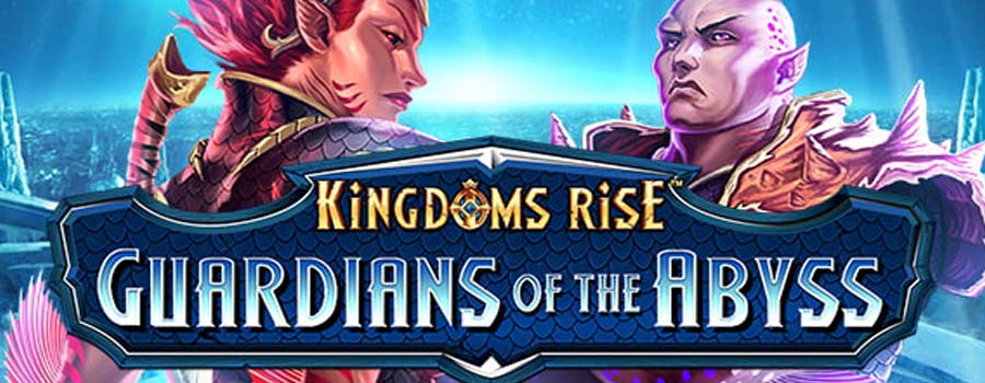 Kingdoms Rise Guardians of the Abyss slot review