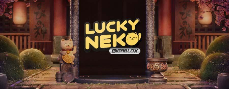 Lucky Neko Gigablox slot review
