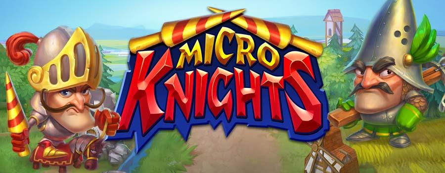 Micro Knights slot review