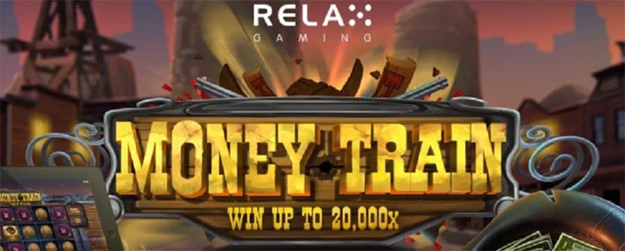 Top cele mai bune jocuri ca la aparate 2021 Money Train Slot (Relax Gaming)