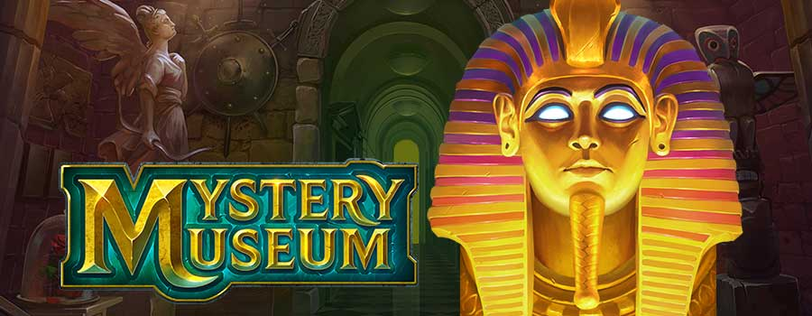 Mystery Museum slot review