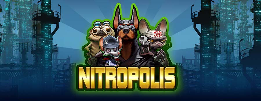 Nitropolis slot review