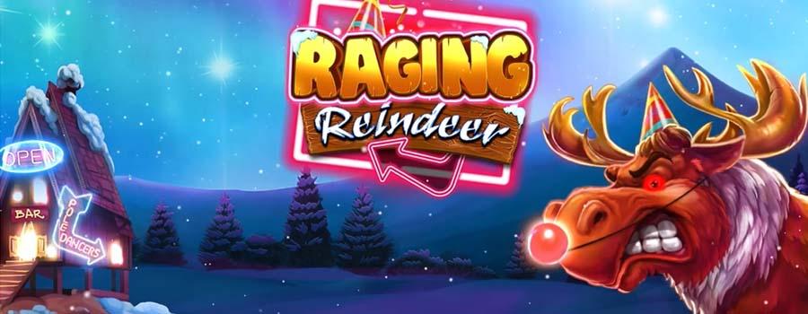 Raging Reindeer slot review