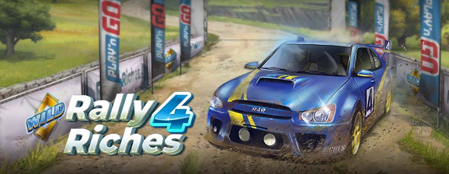 Rally 4 Riches slot review