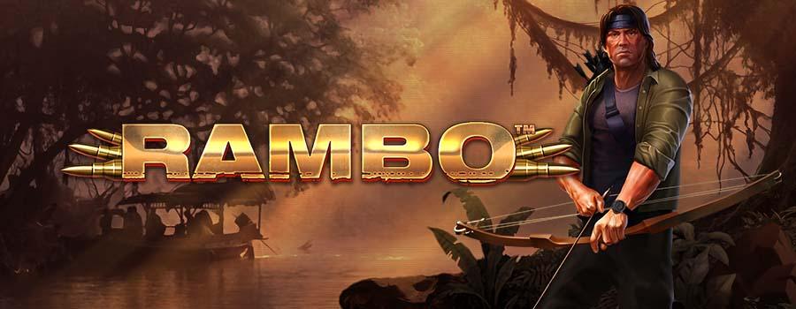 Rambo slot review