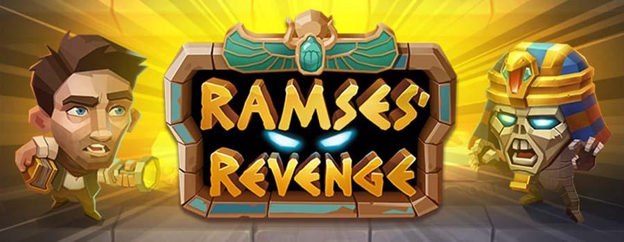 Ramses Revenge slot review